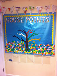 Class House Chart House Points Chart When Chn Recieve 1hp They Attach A