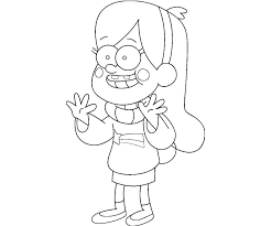Gravity Falls Coloring Pages Good Journal With Coloring Pages Or