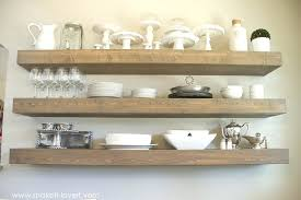 16 Inch Deep Floating Shelves Classy Deep Floating Shelves Also Wood Wall Throughout Plans 32