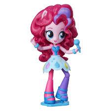 <b>Мини</b>-<b>кукла</b> Hasbro My Little Pony <b>Equestria Girls</b> Пинки Пай ...