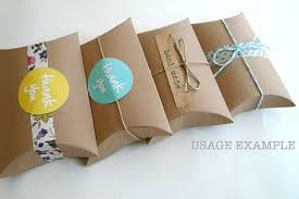 Blank Boxes To Decorate Pillow Boxes decoration examples 10000x 1000010000x100 When folded the 76