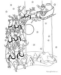 Small Picture Santa Claus Coloring Printables Coloring Home