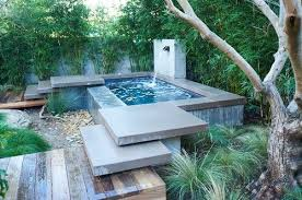Plunge pool what it is is one of the coolest amenities for your