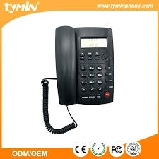retro wall phone china corded office telephone manufacturer caller id office wall mount landline caller id