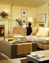living room decorating ideas light brown colors bhg living rooms yellow