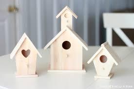 Diy Birdhouse Diy Spring Birdhouses Love Of Family Home