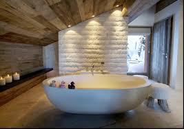 Rustic Modern Bathroom Tjihome Rustic Contemporary Bathrooms