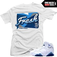 jordan outfits. jordan-7-french-blue-outfits-shirts-sneaker-tees jordan outfits
