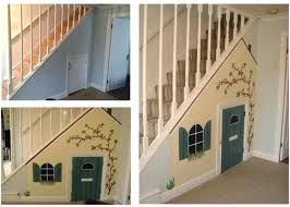 Image Understairs Ideas For Small Space Under Stairs Small Playhouse For The Kids Brilliant Ideas For Utilizing The Riopowerme Ideas For Small Space Under Stairs Riopowerme