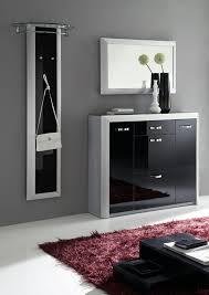 black hallway furniture. View Larger Gallery Titan 5 Door Shoe Cabinet In Grey And Black Hallway Furniture L