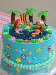 barbie pool party birthday cake made me birthday cakes s pool party birthday cakes