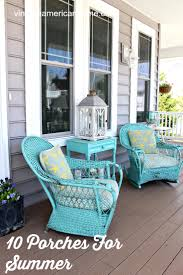 front porch furniture ideas. 10 Front Porch Decorating Ideas Furniture