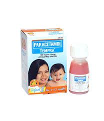 Tempra Pediatric Drops Orange 30ml