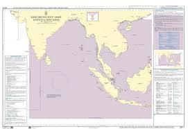 Admiralty Maritime Security Planning Chart Q6112 Karachi To Hong Kong
