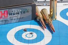 6 5 Prc Ballistics Chart 6 5 Prc Extending The Riflemans Reach Gun Digest