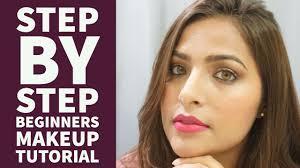 how to do makeup beginner makeup tutorial for indian skin urban panache
