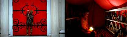 colour symbolism  red in the sixth sense   screen muse