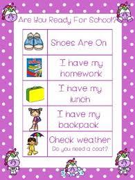 4 Unicorn Themed Daily Routine Charts Preschool 3rd Grade Routine Activity