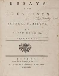 search results for religion philosophy > philosophy western essays and treatises on several subjects hume david