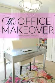 home office makeover. Home Office Decorating Ideas: My Latest Makeover! Makeover