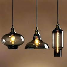 smoked glass pendant retro hanging lights wall hanging light fancy pendant light amazing house smoked glass