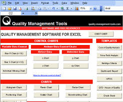 Quality Control Excel Template Qc Templates