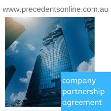 Partnership Agreement Between Companies Partnership Agreement Immediate Word Download