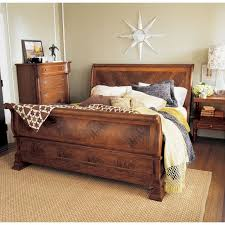 Bisini Royal Vintage American Country Style Cal King Bed Bf11 Country Style Bed