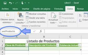 Inventario Excel Como Crear Un Control De Inventario En Excel En 5 Sencillos