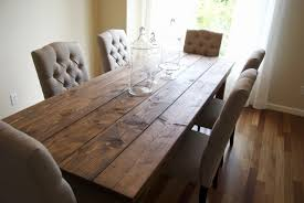 country farmhouse table and chairs. Country Dining Room Chairs Inspirational Style Long Rustic Farmhouse Table Made From And B