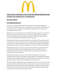 Mcdonalds Resume Skills Free Resume Example And Writing Download