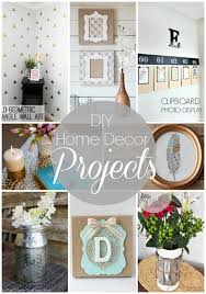 diy home decor projects link party features on home recycling ideas interior desi