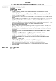 business systems analyst resume business systems analyst resume sample velvet jobs