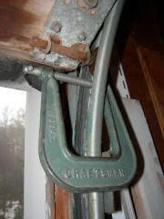 how to replace garage door rollersHow to replace a hinge or roller on a garage door