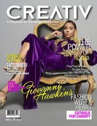 ISSUE #35 - NOV- DEC 2019 by CREATIV MODERN BOHEMIAN MAGAZINE - issuu