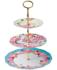 Plate Display Stands Michaels Cake Plates Stands Serveware and Serving Platters Macy's 60