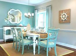 beach decor dining room furniture themed coastal table and chairs theme with beach themed dining room ideas