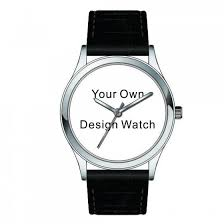 custom made watches promotion shop for promotional custom made custom made your logo watch switzerland men luxury brand women relogio masculino shipping