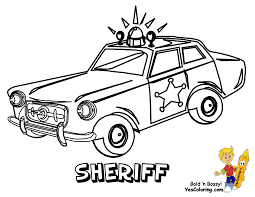 Small Picture Police Car Coloring Pages OnlineCarPrintable Coloring Pages Free