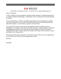 Cover Letter For Cosmetology Resume Resume For Your Job Application