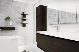 Wandmontiertes Regal Modern Holz Badezimmer By Joël Dupras