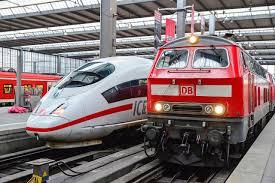 <b>Rail road traffic</b> relies on Geislinger products