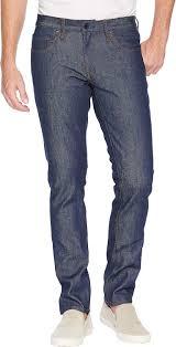 Roark Mens Hwy 133 Jeans In Raw