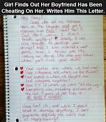 The Funniest Breakup Letter Ever