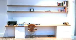 custom desks for home office. Home Office Furniture San Diego Custom Desks For Built In Cabinets
