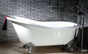 claw feet for bathtub 6 foot bath tub standard clawfoot bathtub dimensions
