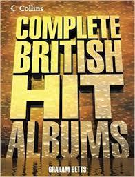 Collins Complete British Hit Albums Amazon Co Uk Graham
