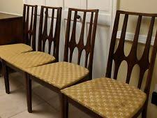mid century broyhill brasilia dining chairs 4 available