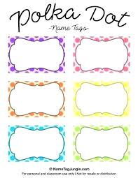 Avery 5395 Name Badges Template Avery Template 5395