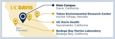 Locations Maps And Parking Uc Davis